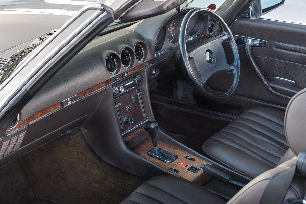 1987 Mercedes-Benz 420 SL For Sale (picture 13 of 15)