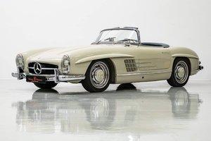 Picture of Mercedes 300SL 1960 European unrestored For Sale