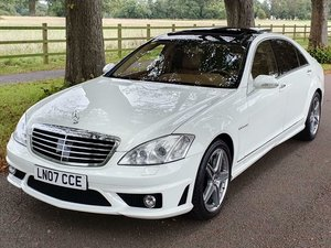 Picture of 2007 MERCEDES S65 AMG 6.0 V12 BITURBO SALOON -LHD LEFT HAND DRIVE