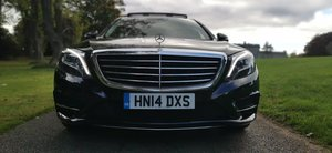 Picture of 2014 Mercedes Benz S Class S350L AMG Line Exec
