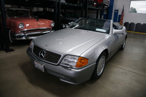 Picture of 1990 Mercedes 300SL 24V 5 spd manual with 13K miles SOLD