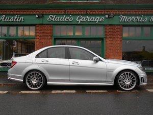 Mercedes-Benz C63 Saloon