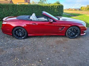 Picture of 2015 Mercedes SL63 SOLD