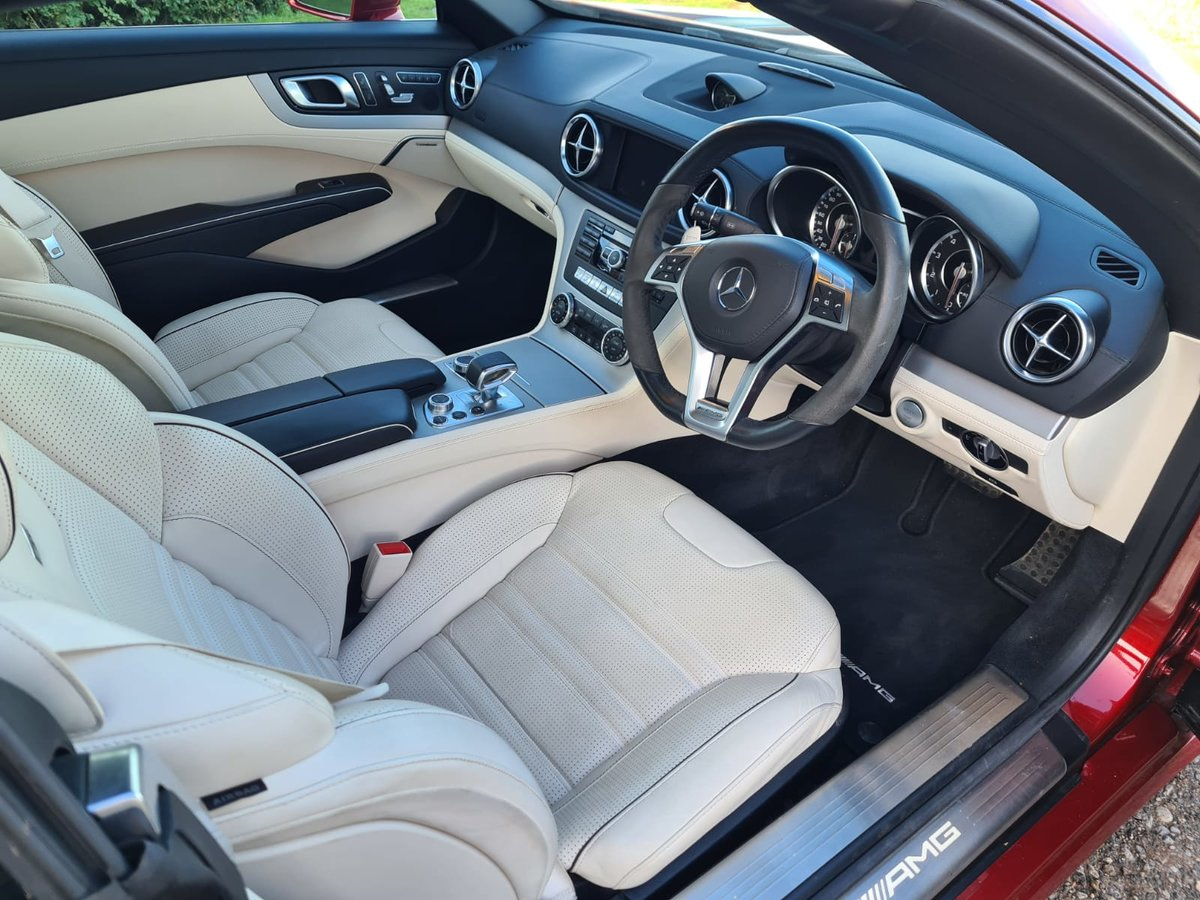 2015 Mercedes SL63 SOLD (picture 3 of 5)