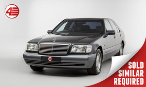 Picture of 1995 Mercedes W140 S320 /// Just 34k Miles SOLD