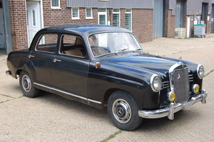 Picture of 1956 Mercedes Benz 180D Ponton SOLD