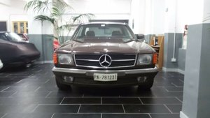 Picture of 1985 Mercedes-Benz 380 SEC For Sale
