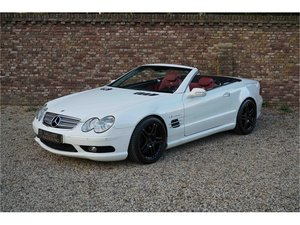 Picture of 2003 Mercedes-Benz SL 55 AMG Low kilometres, very well maintained