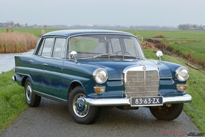 Picture of 1967 Mercedes Benz 200 W110 Heckflosse Original Dutch For Sale