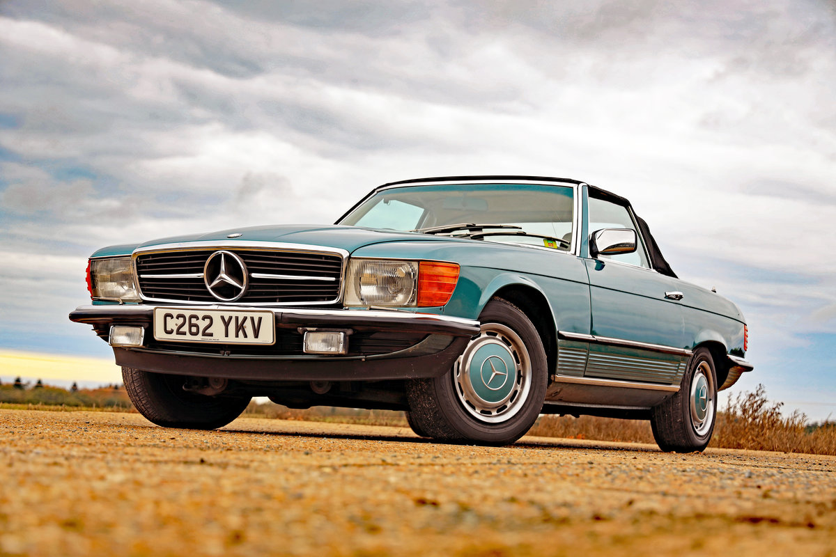 1985 Mercedes-Benz 280 SL (R107) For Sale (picture 1 of 10)