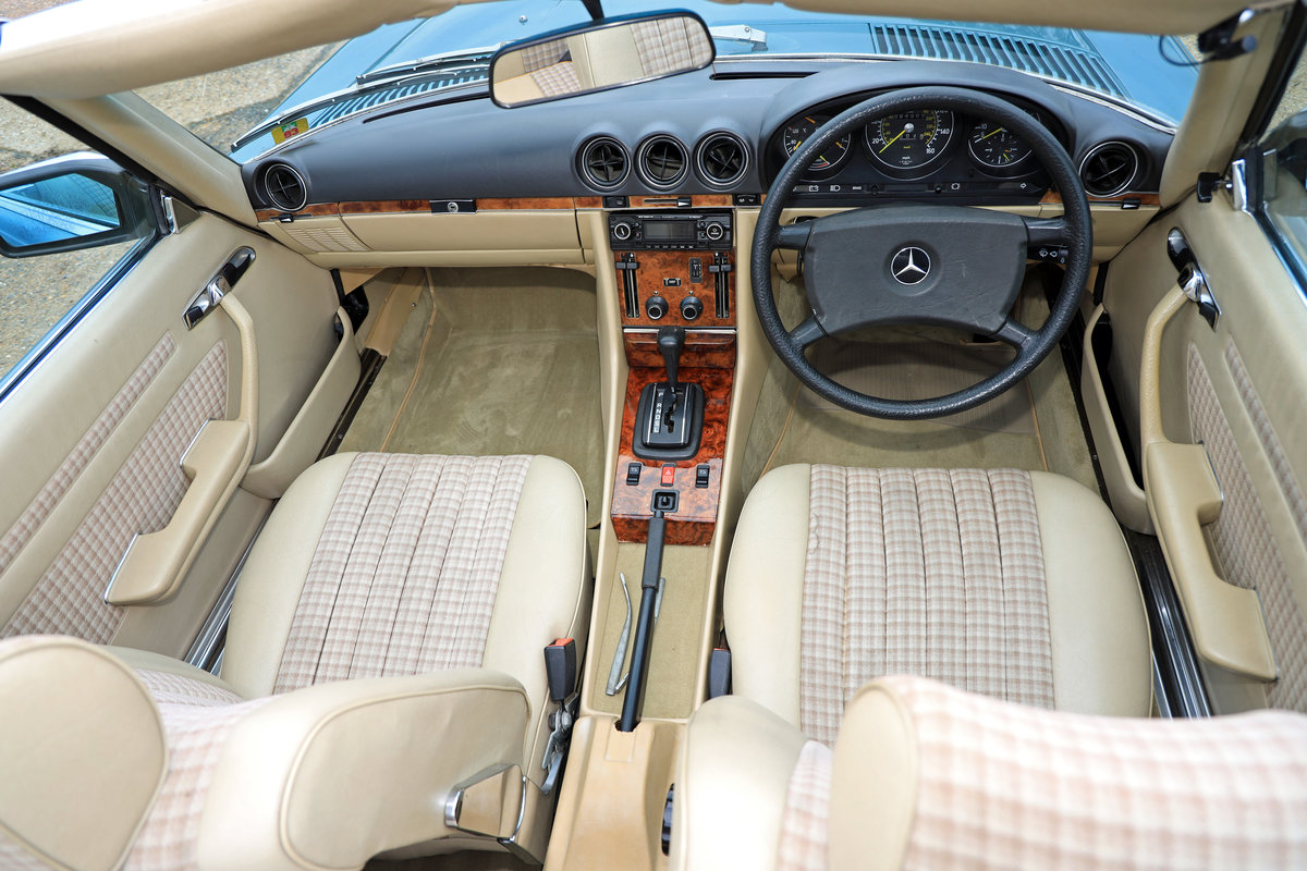 1985 Mercedes-Benz 280 SL (R107) For Sale (picture 5 of 10)