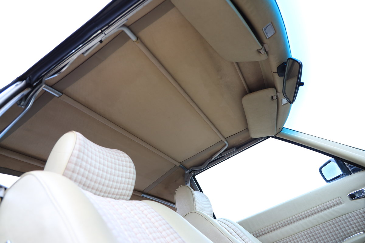 1985 Mercedes-Benz 280 SL (R107) For Sale (picture 8 of 10)