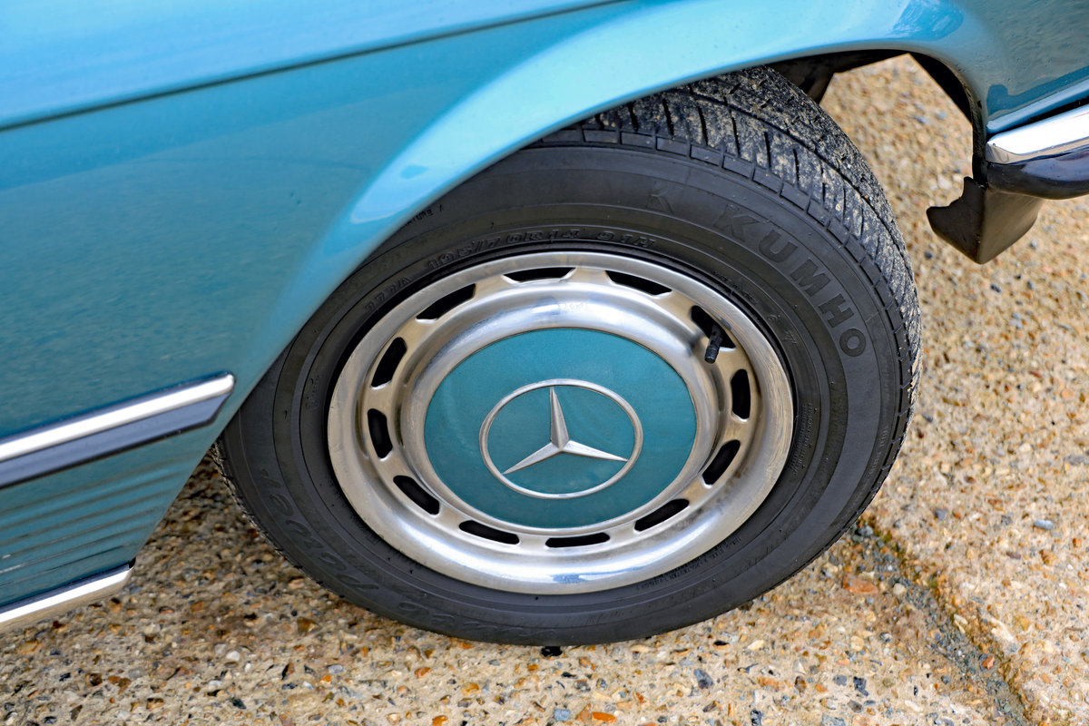 1985 Mercedes-Benz 280 SL (R107) For Sale (picture 10 of 10)