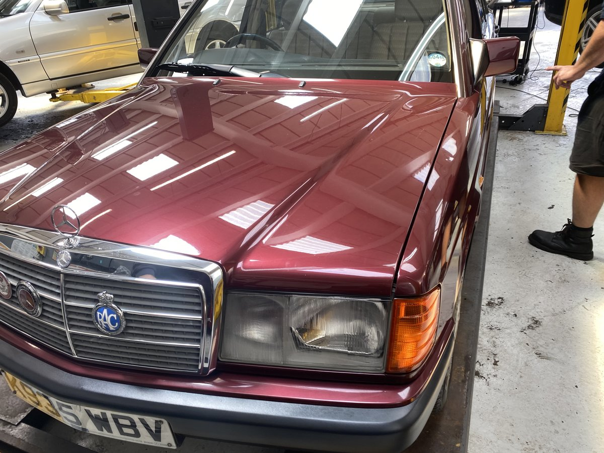 1993 190E 2.0LE For Sale (picture 1 of 6)