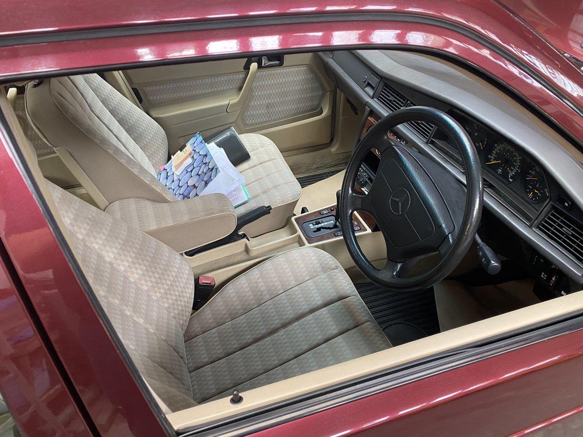 1993 190E 2.0LE For Sale (picture 6 of 6)
