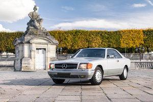 Picture of 1990 MERCEDES 500 SEC