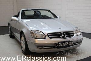 Mercedes-Benz SLK 230 1999 Silver-grey metallic