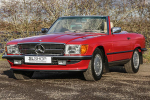 Picture of 1989 Mercedes-Benz 420SL (R107) 1500 miles only Exceptional