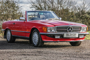 Picture of 1988 Mercedes-Benz 300SL (R107) 29,000 miles only #2248 For Sale