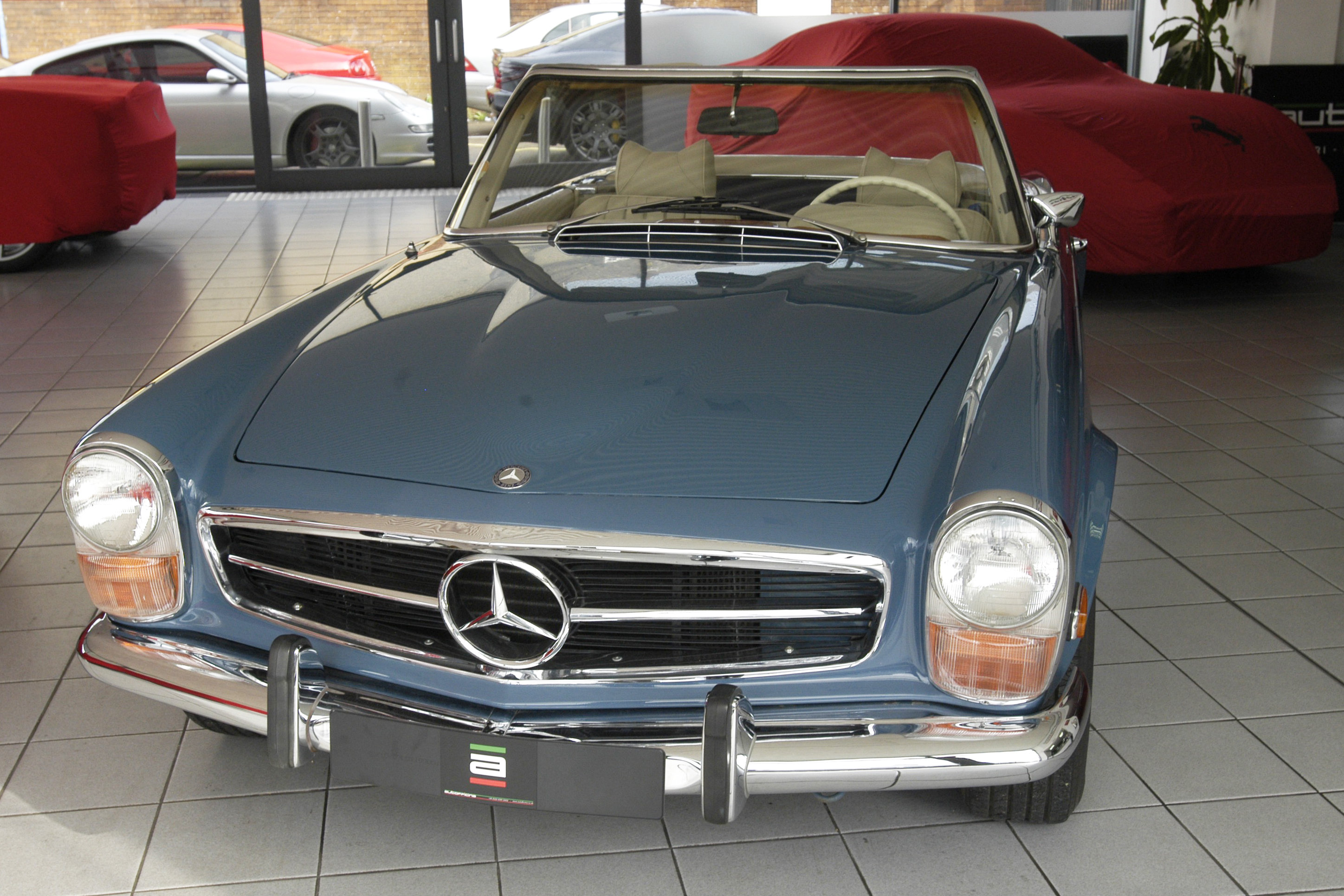 Picture of 1970 Mercedes Benz 280SL
