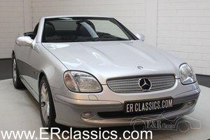 Picture of Mercedes-Benz SLK200 Kompressor 2003 Final Edition For Sale