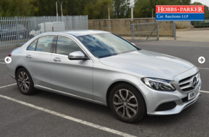 Picture of 2017 Mercedes C220 D Sport 34,264 miles for auction 25th For Sale by Auction