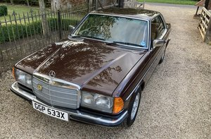 Picture of 1982 MERCEDES-BENZ 280 CE COUPE AUTOMATIC