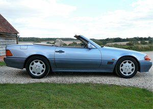 Mercedes 300SL-24 R129. 45k miles. Superb condition