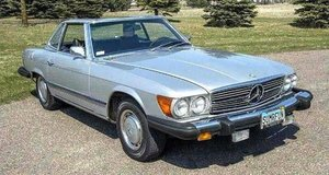 Picture of 1975 Mercedes 450SL For Sale