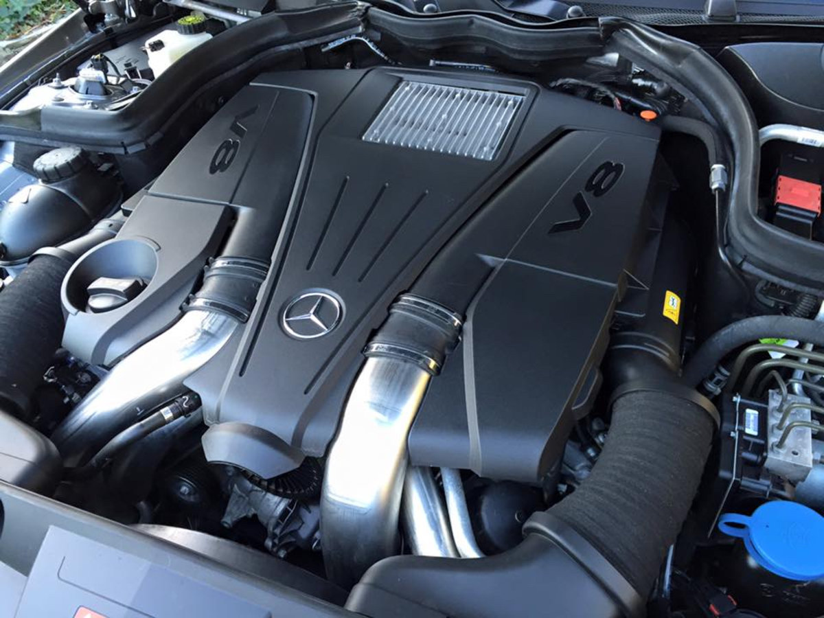 2011 Mercedes E Class Coupe 4.7 twin-turbo V8 (C207/M278 - MY12) For Sale (picture 3 of 6)