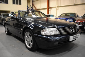 Picture of 1999 54k, excellent history, panoramic hard top etc For Sale