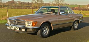 Picture of 1985 Mercedes 380SL R107 For Sale