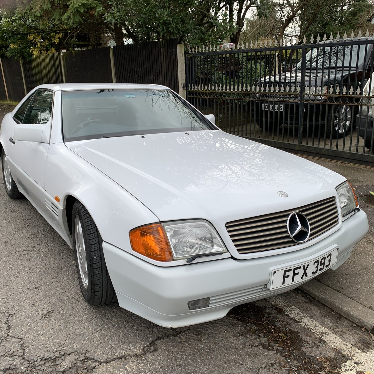 Mercedes 300sl. R129