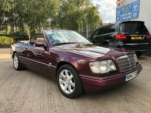 Picture of 1996 Mercedes E220 Sportsline Cabriolet For Sale