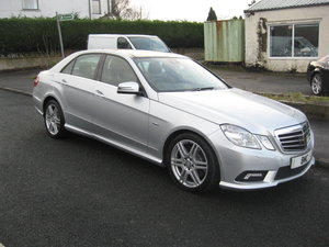 Picture of 2009 09-reg Mercedes-Benz E350 3.0CDI ( 231bhp ) Auto Sport