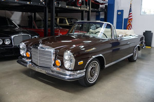 Picture of 1971 Mercedes-Benz 280SE 3.5 V8 Cabriolet with factory AC For Sale