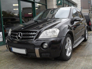 Picture of 2007 Mercedes ML63 AMG (Low Miles) SOLD