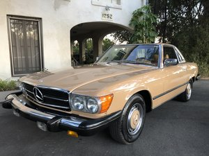 Picture of ***1977 450 SL Mercedes (Fully Restored) For Sale