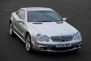 Picture of 2004 MERCEDES SL55 AMG F1 For Sale
