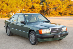 Picture of 1991 Mercedes Benz 190 E 1.8 SOLD
