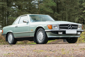 Picture of 1988 Mercedes-Benz 420SL (R107) just 17,000 miles For Sale