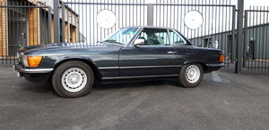 Picture of 1985 Mercedes 500 SL Convertible