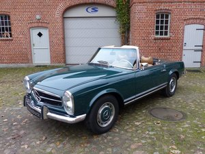 Picture of 1969 Mercedes-Benz 280 SL - A loyal companion on big trips For Sale