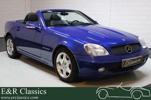 Picture of Mercedes-Benz SLK 200, 29,824 km 2002 For Sale