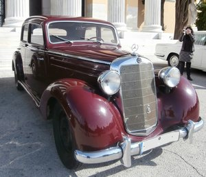 Picture of 1955 Mercedes-Benz 170 S-V, fully restored For Sale