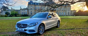 Picture of 2017 LHD, Mercedes C180 Sport, 1.6 Diesel, Left Hand Drive For Sale