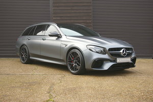 Picture of 2017 Mercedes E63 AMG 4.0S V8 4Matic+ 'Edition 1' (45,000 miles) SOLD