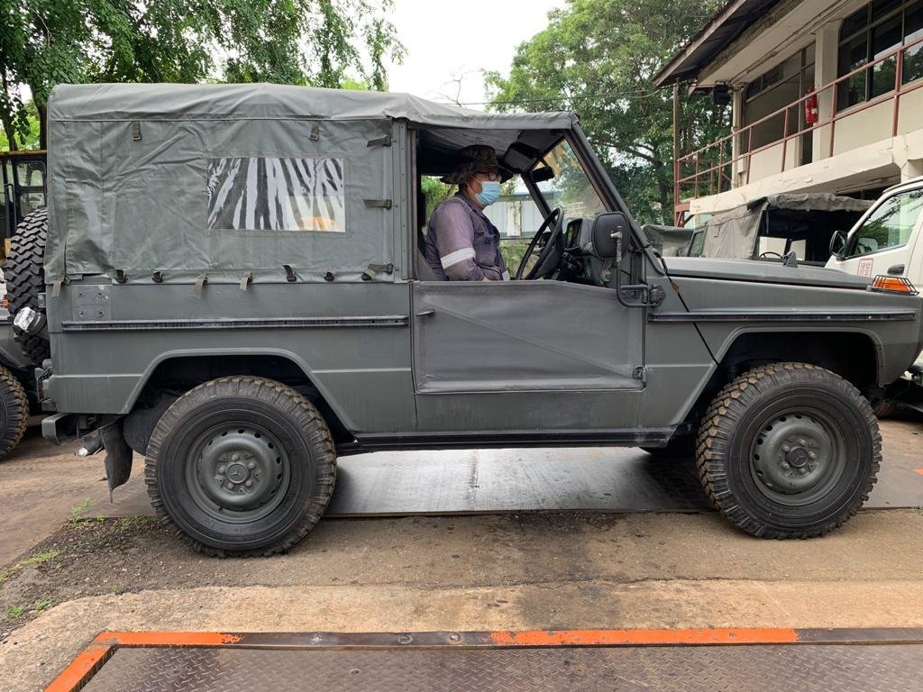 Picture of 1987 Mercedes benz g240 jeep For Sale