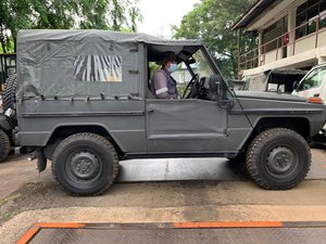 Picture of 1987 Mercedes benz g240 jeep