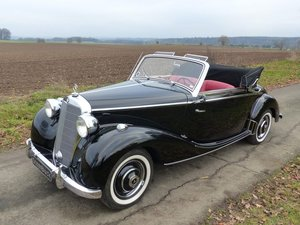 Picture of 1951 Mercedes-Benz 170 S Conv. A - excellent, one of the best For Sale